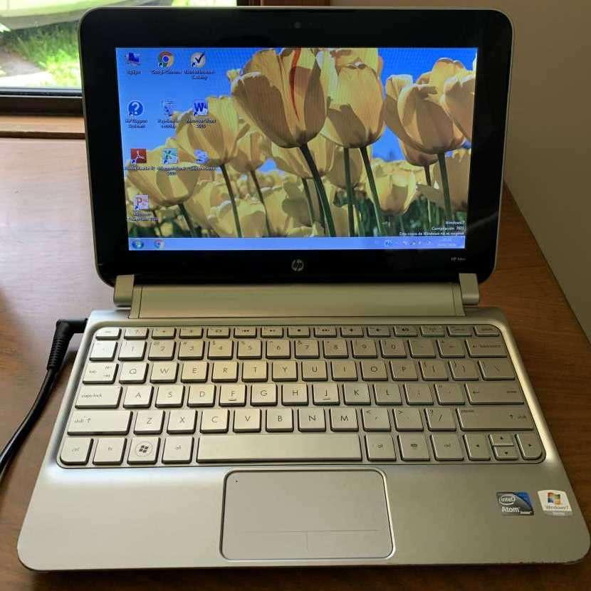 Mini notebook HP - 0