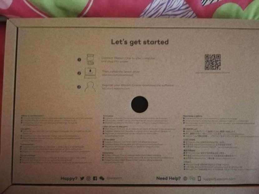Tablet digitalizadora - 1