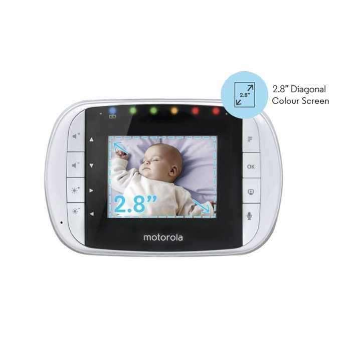 Baby call Motorola 2.8 pulgadas - 2