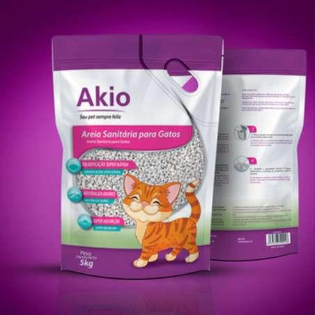 Arena para gato Akio - 0