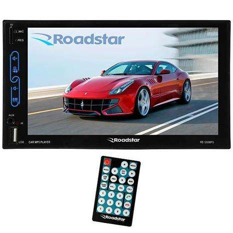 Autorradio Roadstar Rs-500Mp5 - 0