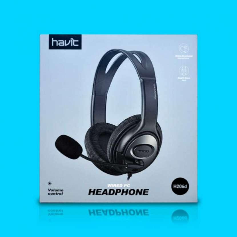 Auricular para pc Havit H206D 50070 - 0