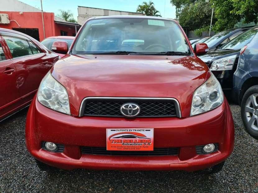Toyota Rush 2007 - 2