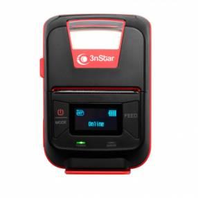 Impresora 3NSTAR térmica PPT300BT USB/BT/Portátil 3''