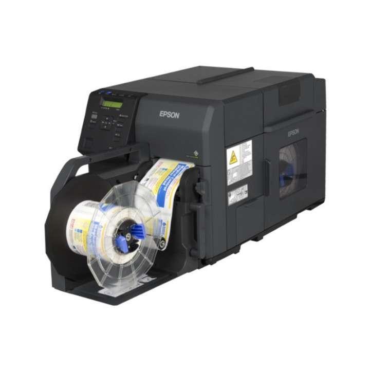 Impresora Epson C7500GE colorworks - 0