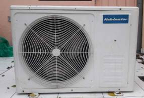 Aire acondicionado split Kelvinator de 24.000 btu