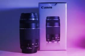Lente Canon EF 75/300mm f/4-5.6 III