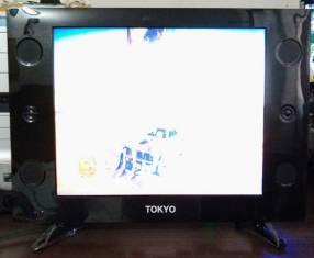 Televisor Tokyo de 21 pulgadas con control