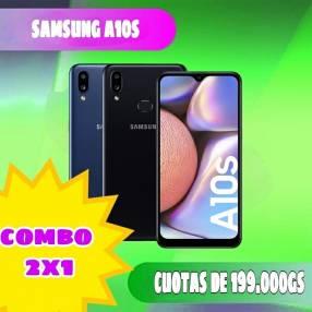 Samsung Galaxy A10s 2x1