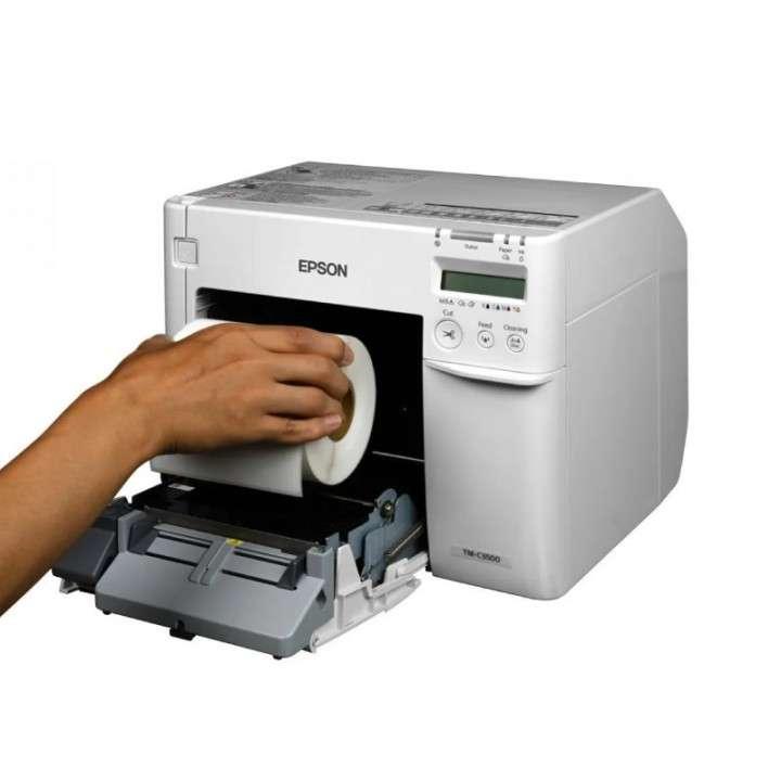 Impresora Epson C3500 Colorworks - 0