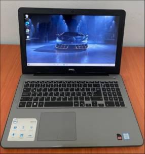 Dell 5567 Intel i7 RADEON 15.6 pulgadas SSD