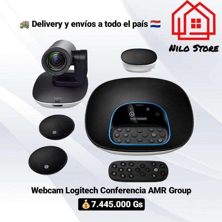 Webcam Logitech AMR Group Conferencia - 0