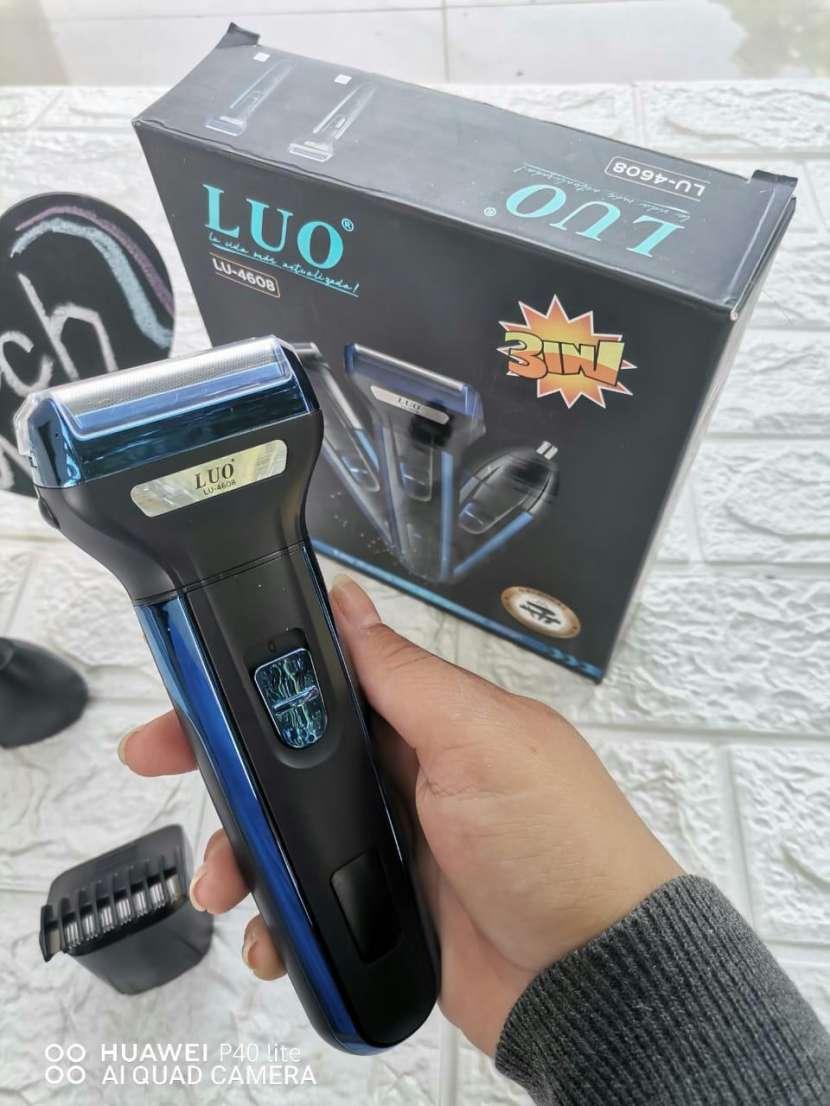 Afeitadora Luo 3 en 1 - 2