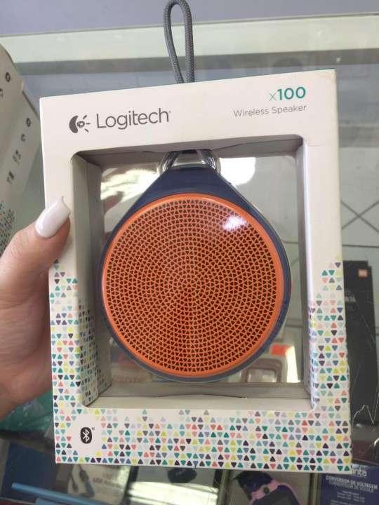 Parlante Logitech - 0