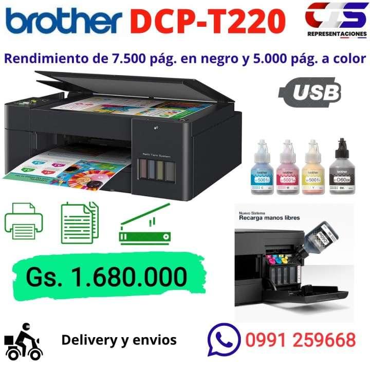 Impresora Multifuncional Brother - 0