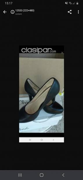 Zapato Weida calce 38