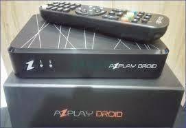 Tv box Azplay Droid