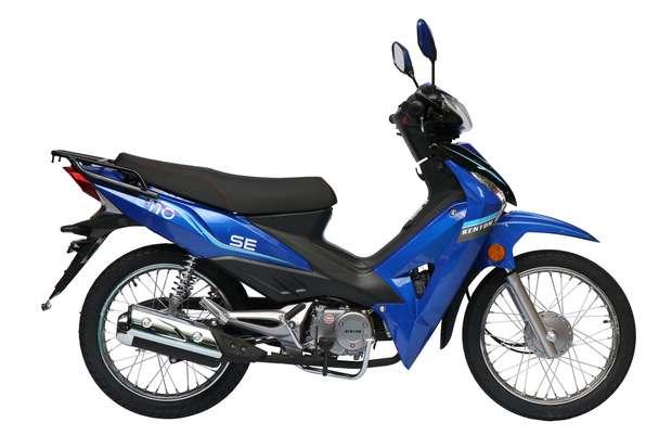 Moto Kenton C-110 Se - 1