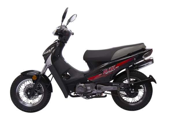Moto Kenton Blitz 125 Sport - 1