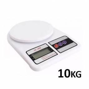 Balanza digital para cocina hasta 10 Kg