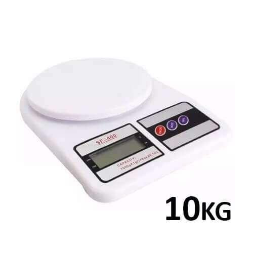 Balanza digital para cocina hasta 10 Kg - 0