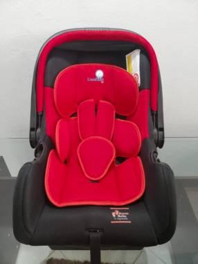 Asiento para auto baby seat lefant rojo 0 A 9 Kg (3804)