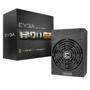 Fuente EVGA 1300W G2 GOLD full modular 120-G2-1300-XR