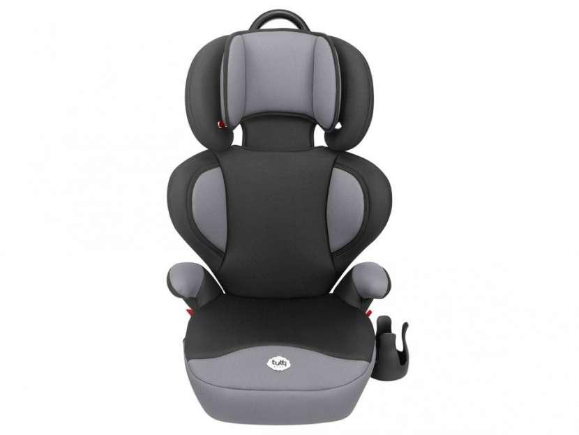 Asiento para auto Tutti Baby Triton negro 15 a 36 Kg - 0