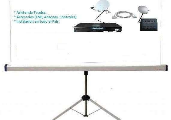TV Satelital FTA - 0