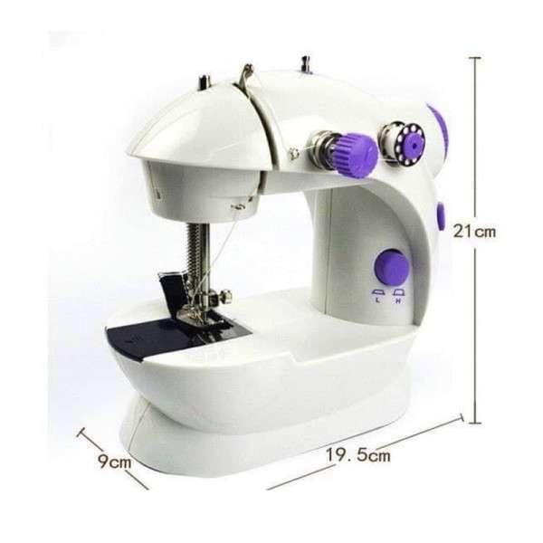 Mini maquina de coser nappo nev-060 (10045)
