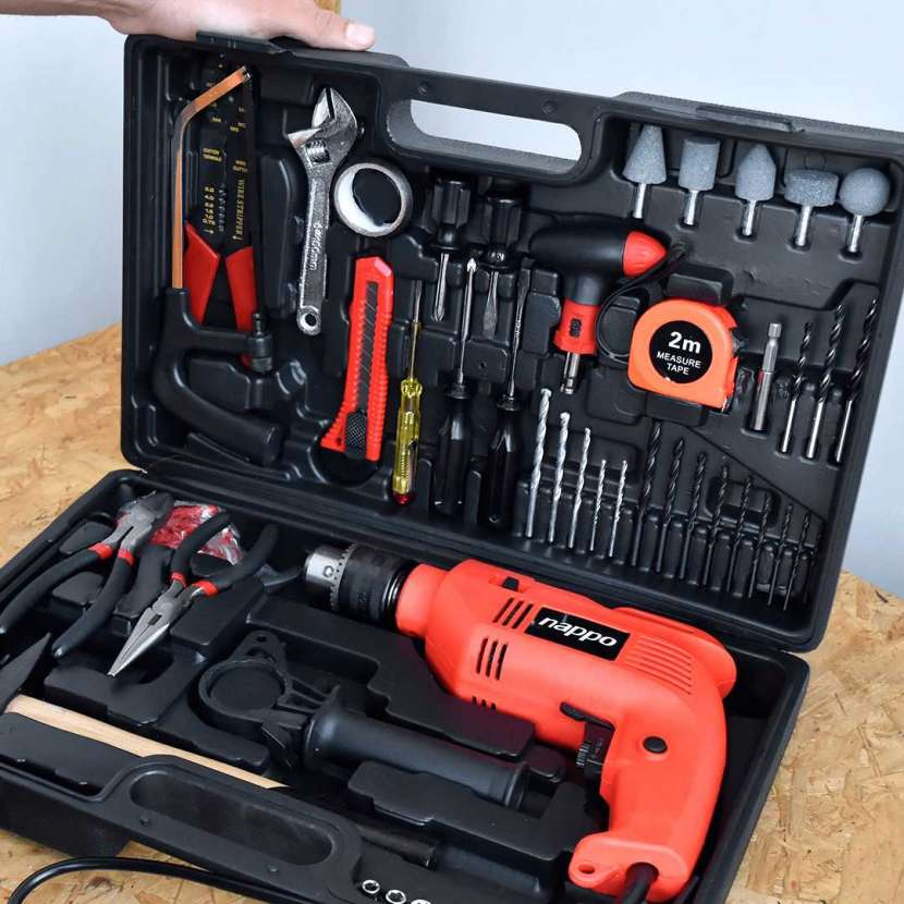Kit de herramientas nappo nhk-008 (10019) - 0