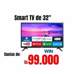 Smart tv Win 32 pulgadas