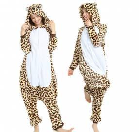 Pijama de Leopardo