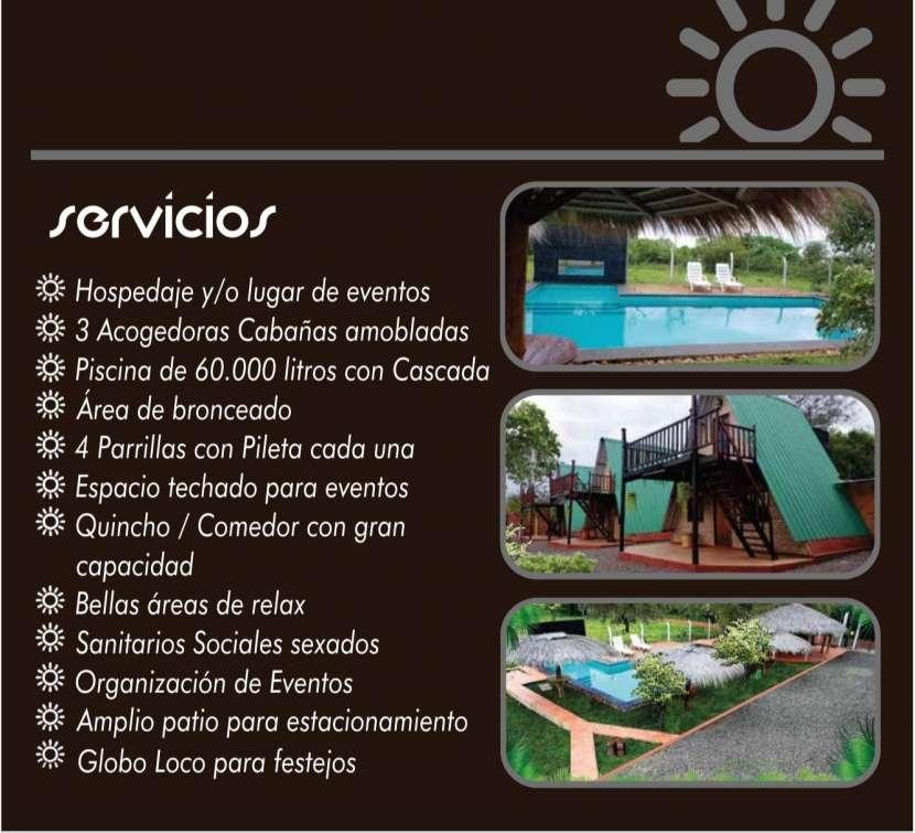 Complejo vacacional Cabañas Cartagena en Encarnación - 3