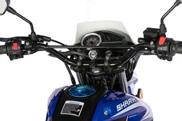 Moto Kenton Trail Shark 200 - 0