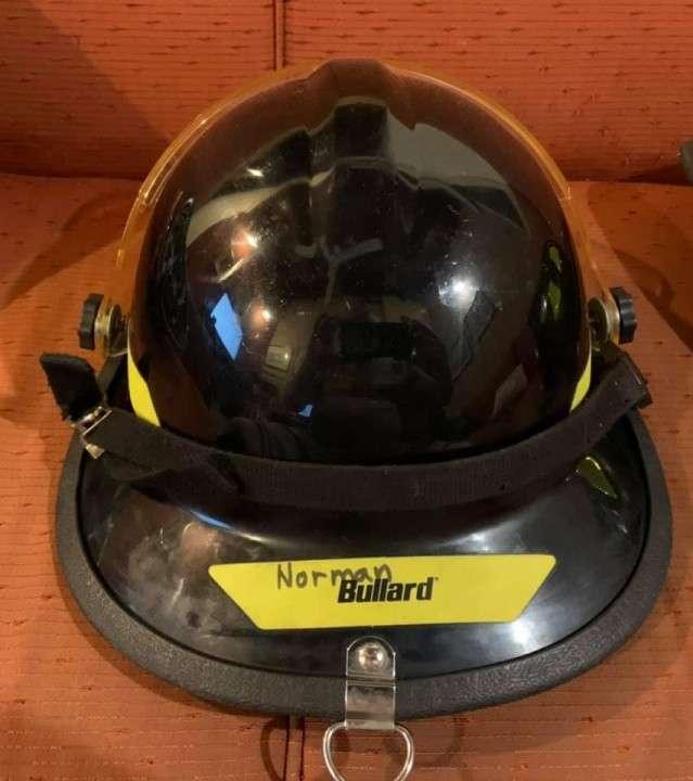 Casco Bullard Firedome PX - 3