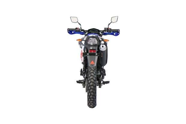 Moto Kenton Trail Dakar 200 - 1