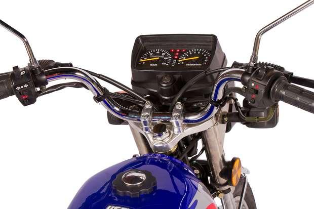 Moto Kenton Classic 125 cc - 0
