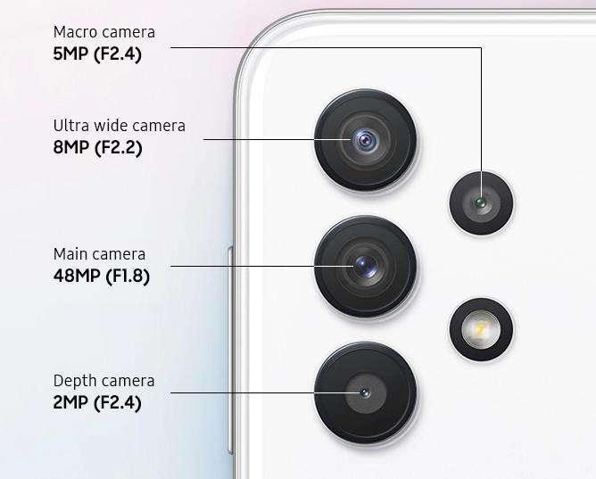 Samsung Galaxy A32 de 128 gb - 0