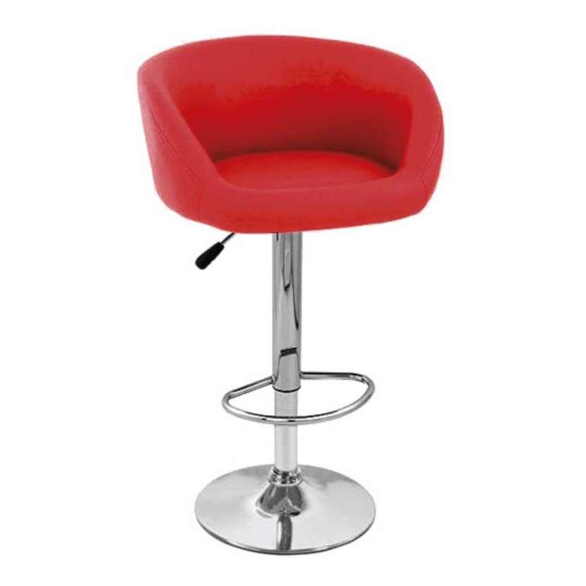 Silla bar stool roja Consumer 20073 - 0