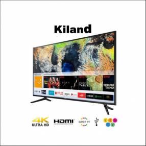 Smart TV Kiland de 75 pulgadas 4K (3076)
