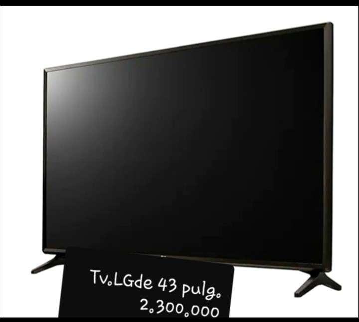 Smart TV LG de 43 pulgadas - 1