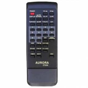 Control remoto smart tv Aurora