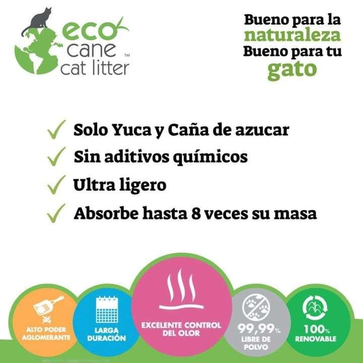 ECO CANE arena para gatos Cat Litter - 1