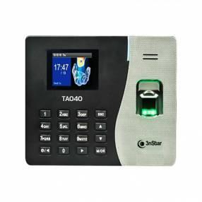 Reloj/marcador 3NSTAR biométrico TA040/RJ45/de huella
