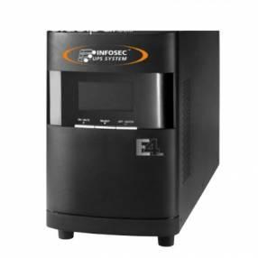 UPS Infosec 220V E4 lcd Pro 3000 Va On Line doble C