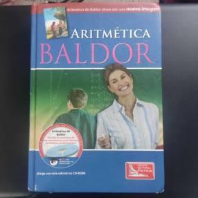 Libro Baldor Aritmética
