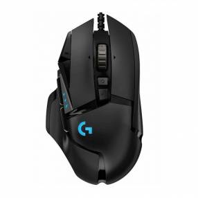 Mouse Logitech 910-005550 G502 Hero gaming
