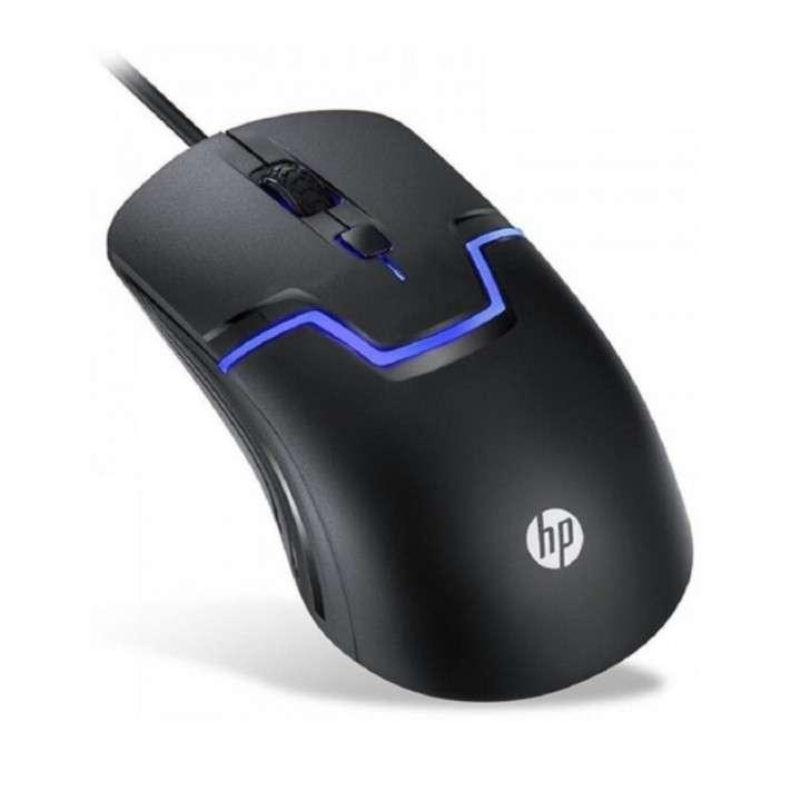 Mouse HP USB Gaming M100 Óptico 1600DPI/4 BOT/ Negro - 0
