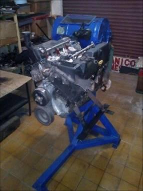 Mantenimiento reparación de motores nafteros y diésel